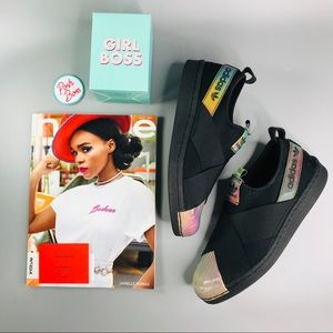 Adidas Originals 'Rita Ora Superstar' Sneakers
